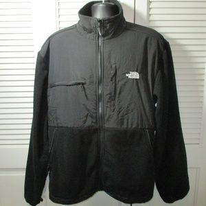 The North Face Jackets & Coats - The North Face Denali Black Jacket Men's XL